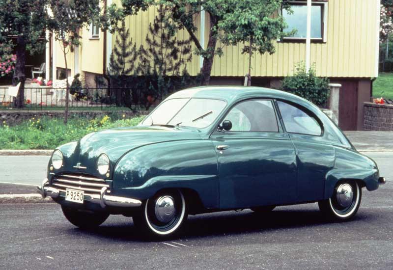 SAAB 92 1950-1956