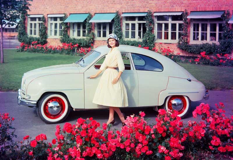 SAAB 93 1955 1960