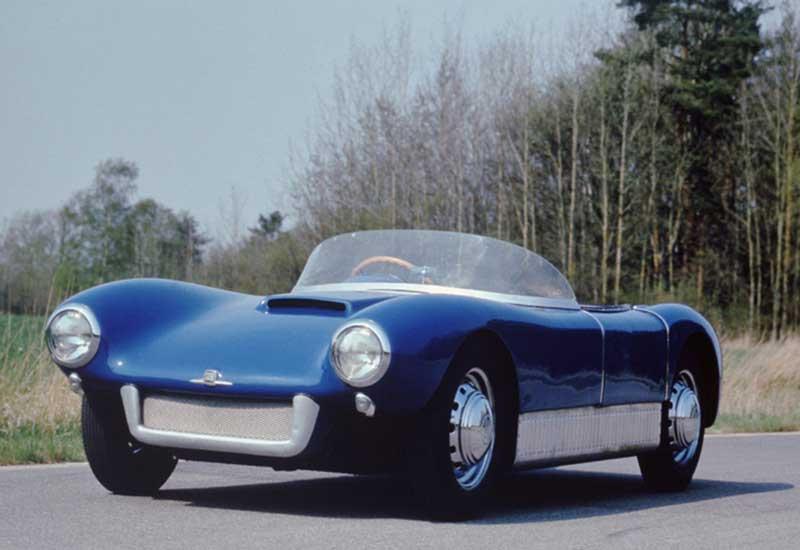 SAAB 94 Sonett 1 1956