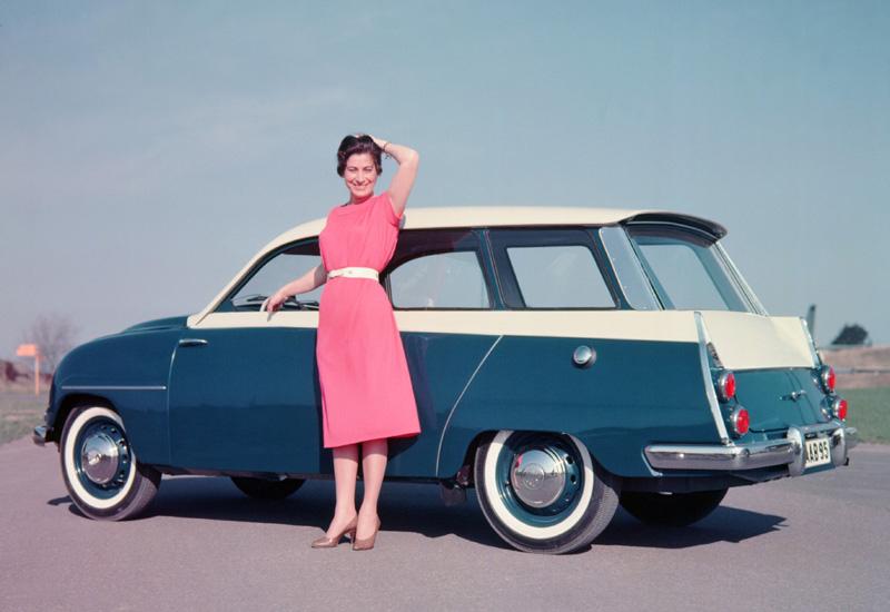 SAAB 95 2-Stroke 1960-1967