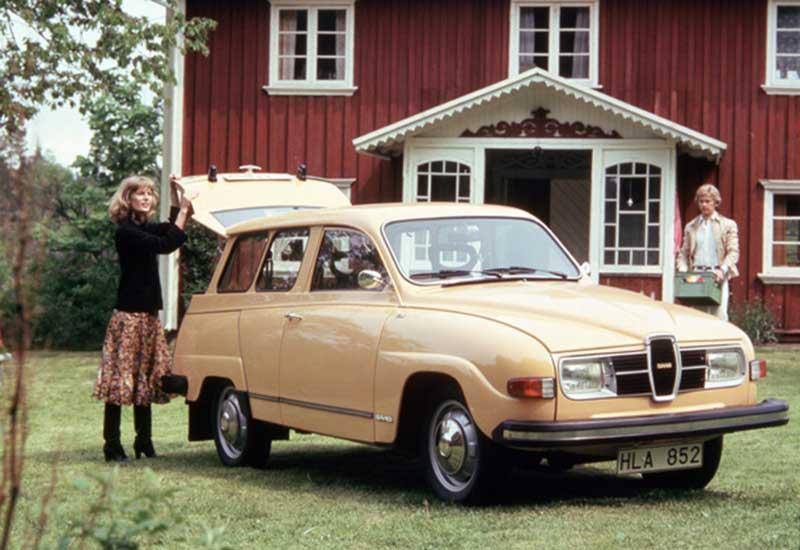 SAAB 96 V4 1967-1980