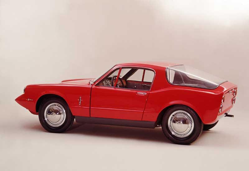 SAAB 97 Sonett II 1966-1970